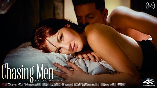 """Elena Vega """"Chasing Men Ep 3"""""""