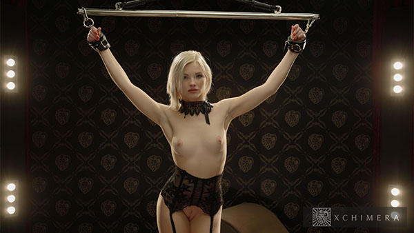 "Zazie Skymm ""Bondage Fetish Sex Session"""