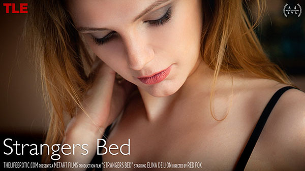 "Elina De Leon ""Strangers Bed"""