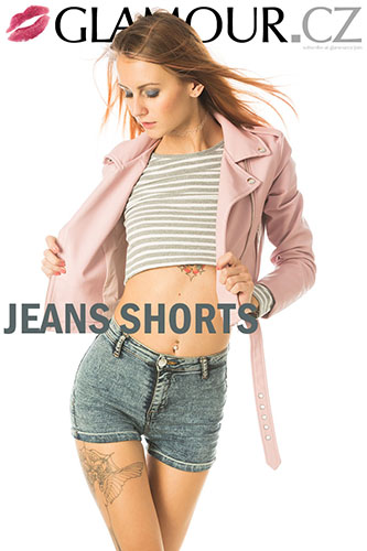 "Alice ""Jeans Shorts"""