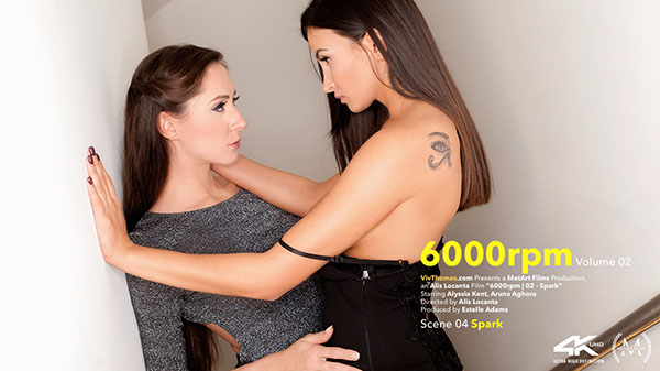 "Alyssia Kent & Aruna Aghora ""Spark"""