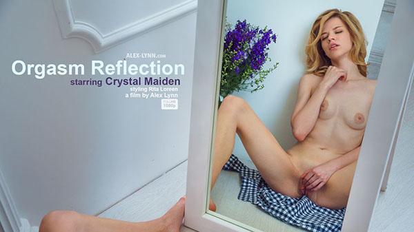 "Crystal Maiden ""Orgasm Reflection"""
