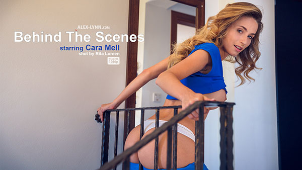 """Cara Mell """"BTS: Stay With Me"""""""