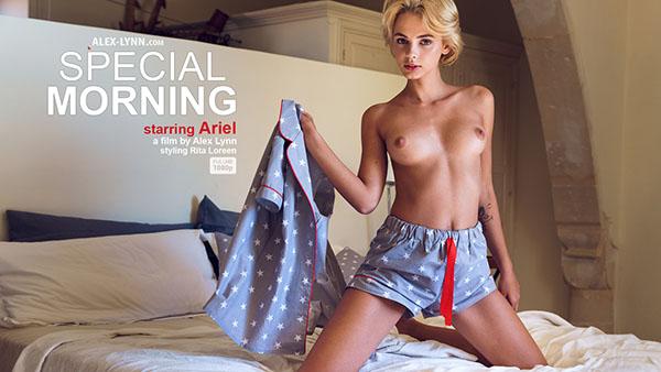 """Ariel """"Special Morning"""""""