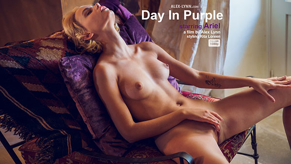 "Ariel ""Day In Purple"""
