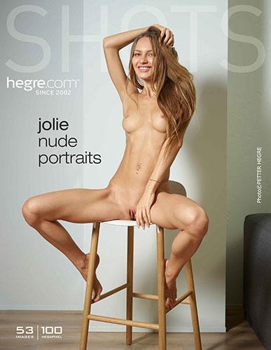 "Jolie ""Nude Portraits"""