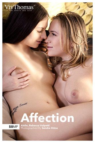 """Aislin & Rebecca Volpetti """"Affection"""""""