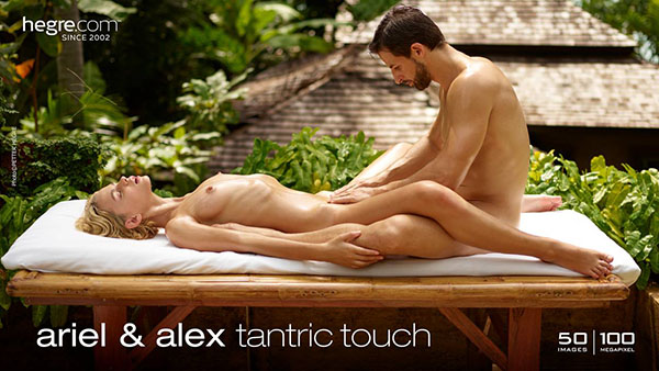 """Ariel """"Tantric Touch"""""""