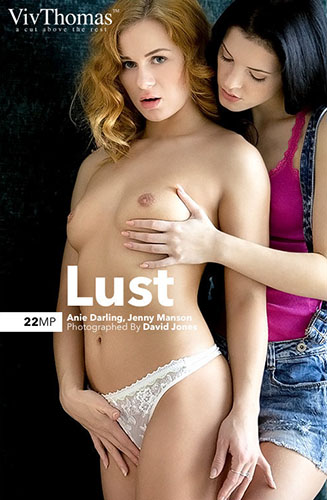 "Jenny Manson & Anie Darling ""Lust"""