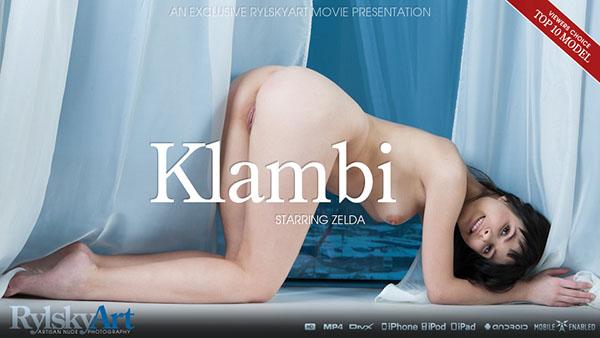 """Zelda """"Klambi"""""""