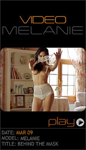 """Melanie """"Behind The Mask"""""""
