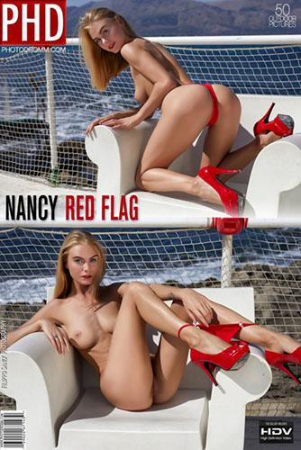 "Nancy ""Red Flag"""