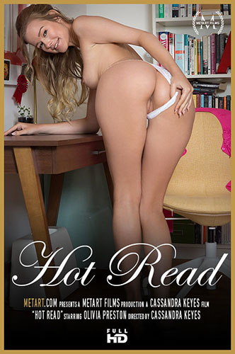 "Olivia Preston ""Hot Read"""