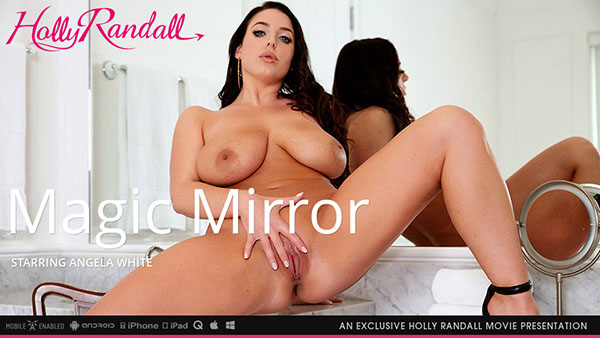 "Angela White ""Magic Mirror"""