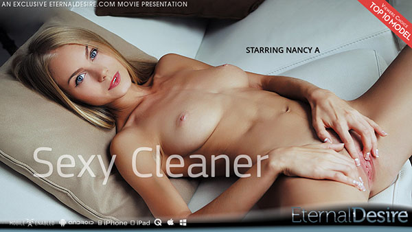 """Nancy A """"Sexy Cleaner"""""""