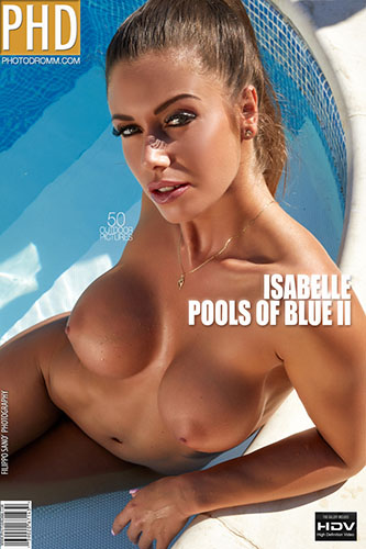"Isabelle ""Pools Of Blue 2"""