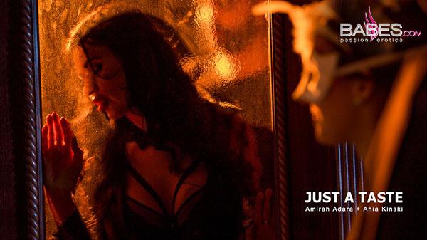 "Amirah Adara & Ania Kinski ""Just a Taste"""