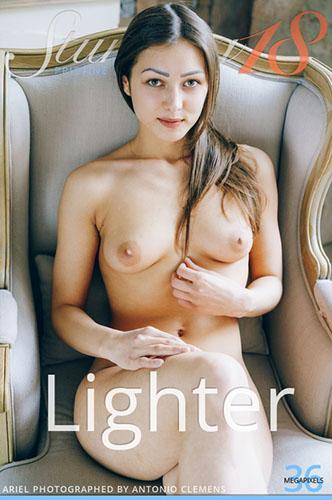 """Ariel """"Lighter"""""""