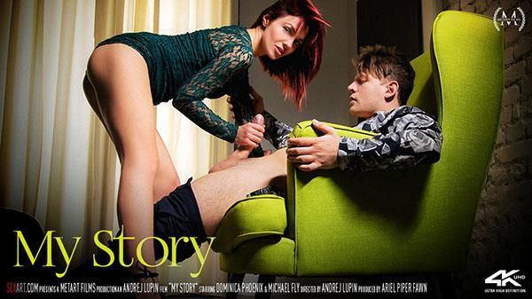 """Dominica Phoenix """"My Story"""""""