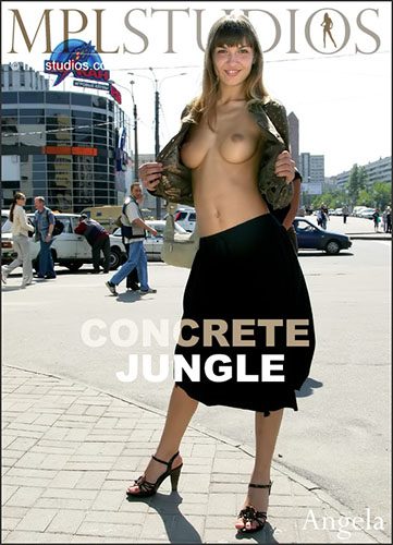 "Angela ""Concrete Jungle"""