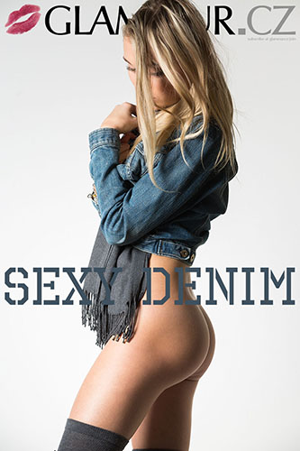 "Alena ""Sexy Denim"""