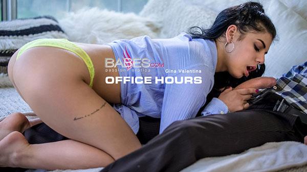 "Gina Valentina ""Office Hours"""