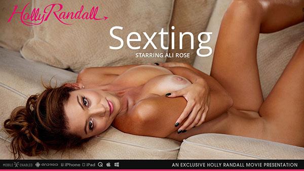"""Ali Rose """"Sexting"""""""