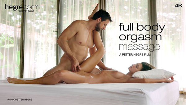 "Melena Maria ""Full Body Orgasm Massage"""