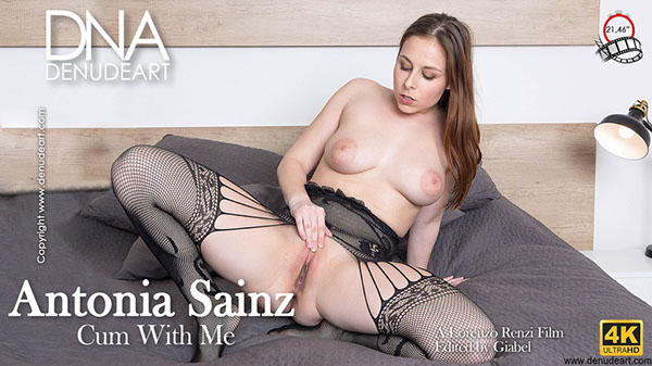 "Antonia Sainz ""Cum With Me"""