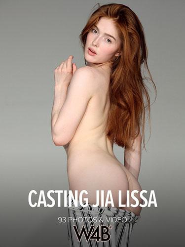 "Jia Lissa ""Casting"""