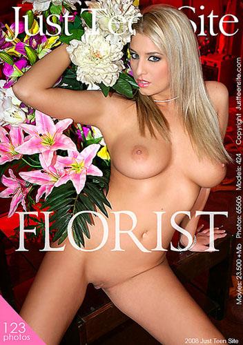 """Jenny McClain """"Florist"""""""