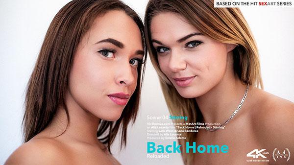 "Briana Banderas & Lara West ""Stirring"""