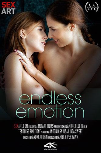 """Antonia Sainz & Linda Sweet """"Endless Emotion"""""""