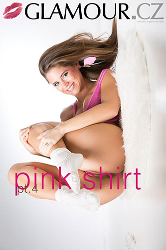 "Marketa ""Pink Shirt Pt.4"""