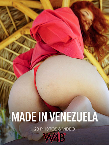 "Agatha Vega ""Made In Venezuela"""