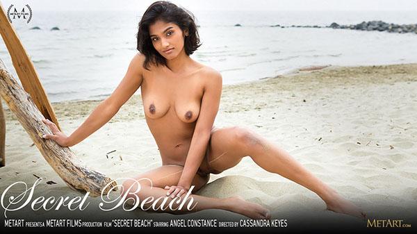 """Angel Constance """"Secret Beach"""""""