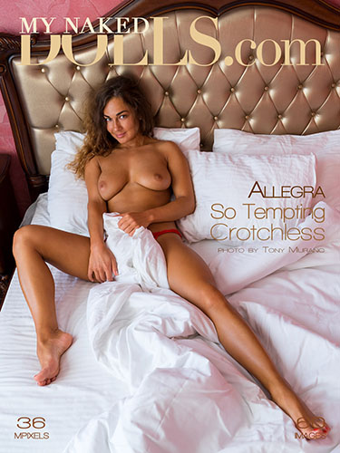 "Allegra ""So Tempting Crotchless"""