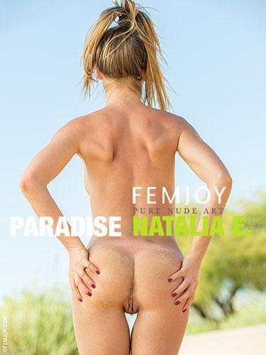 """Natalia E """"Paradise"""""""