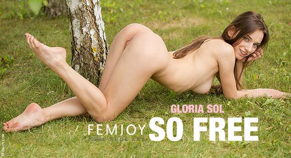 "Gloria Sol ""So Free"""