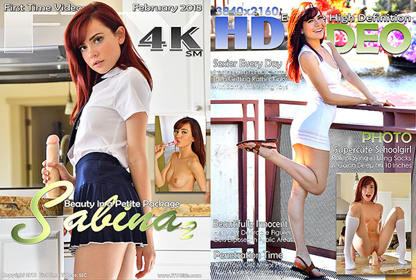 """Sabina """"Beauty in a Petite Package"""""""