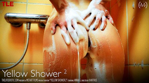 "Anna G ""Yellow Shower 2"""