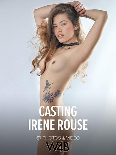 "Irene Rouse ""Casting"""