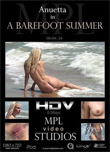 """Anuetta """"A Barefoot Summer"""""""