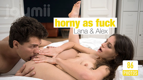 "Lana Seymour ""Horny As Fuck"""