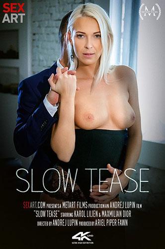 """Karol Lilien """"Slow Tease"""""""