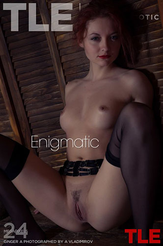"Ginger A ""Enigmatic"""