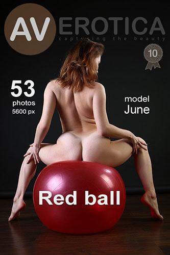 "June ""Red Ball"""