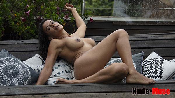 """Eva M """"Garden Bench"""""""