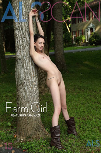 """Aria Haze """"Farm Girl"""""""