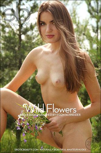 """Rina B """"Wild Flowers"""""""